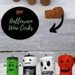 repurposed wine cork craft