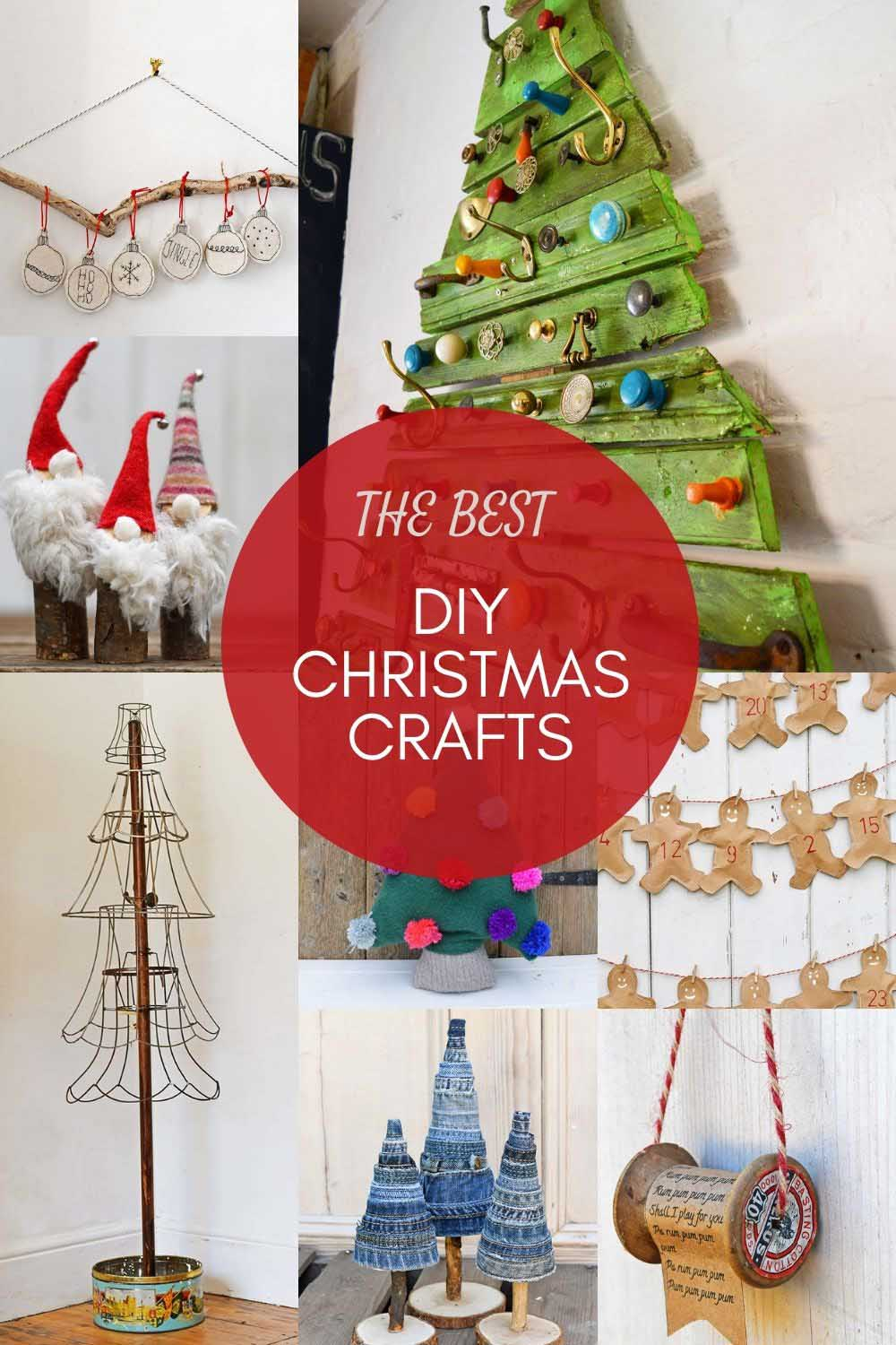 Best Upcycled Christmas Crafts and DIYs