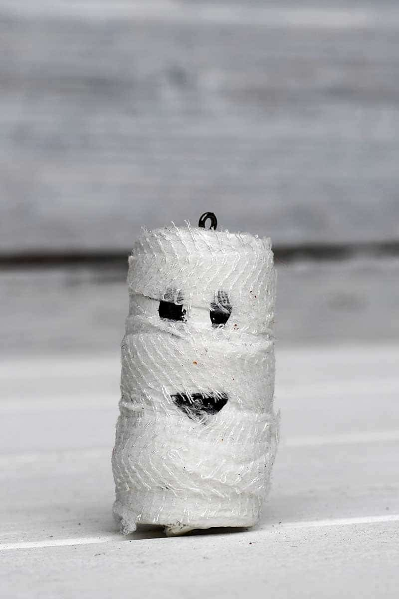 mummy wine cork