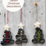 recycled Chrstmas decorations