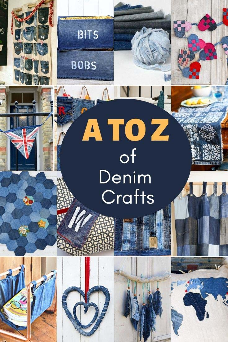 examples of A to Z of crafts