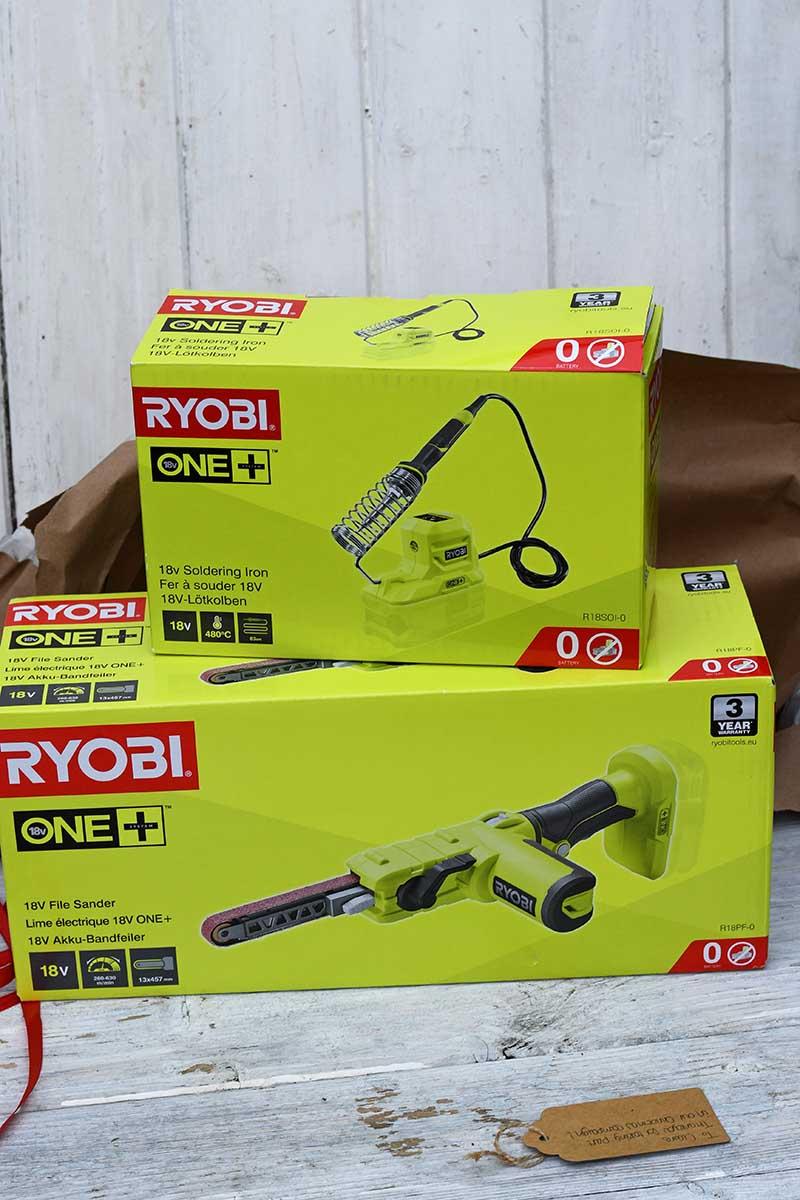Ryobi gifts