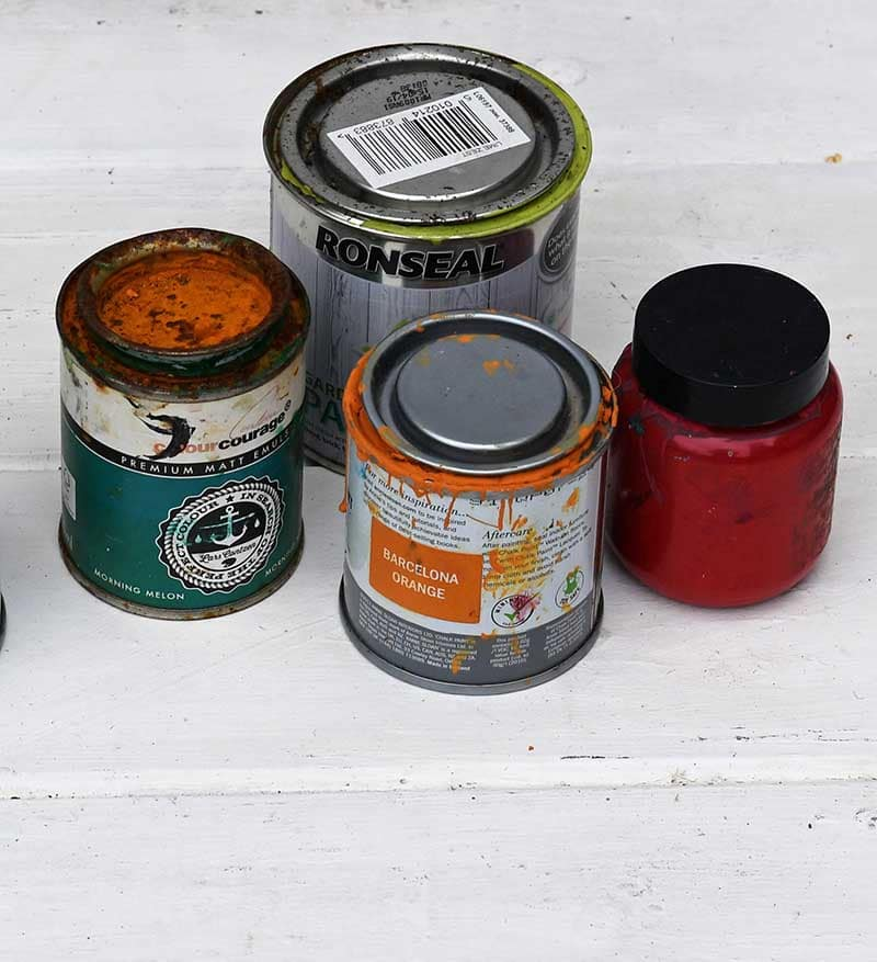 match pot paints
