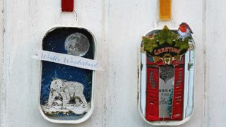 tin can ornaments