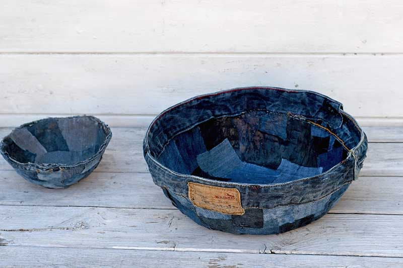 top-view-patchwork-denim-fabric-bowls