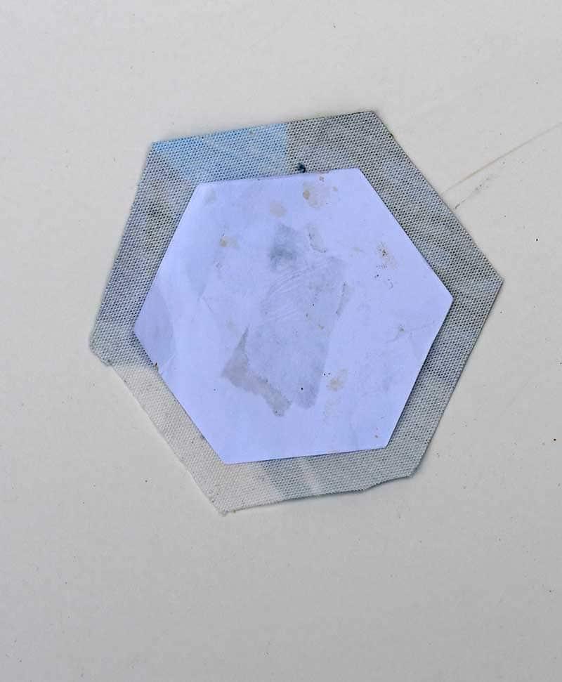 paper hexagon