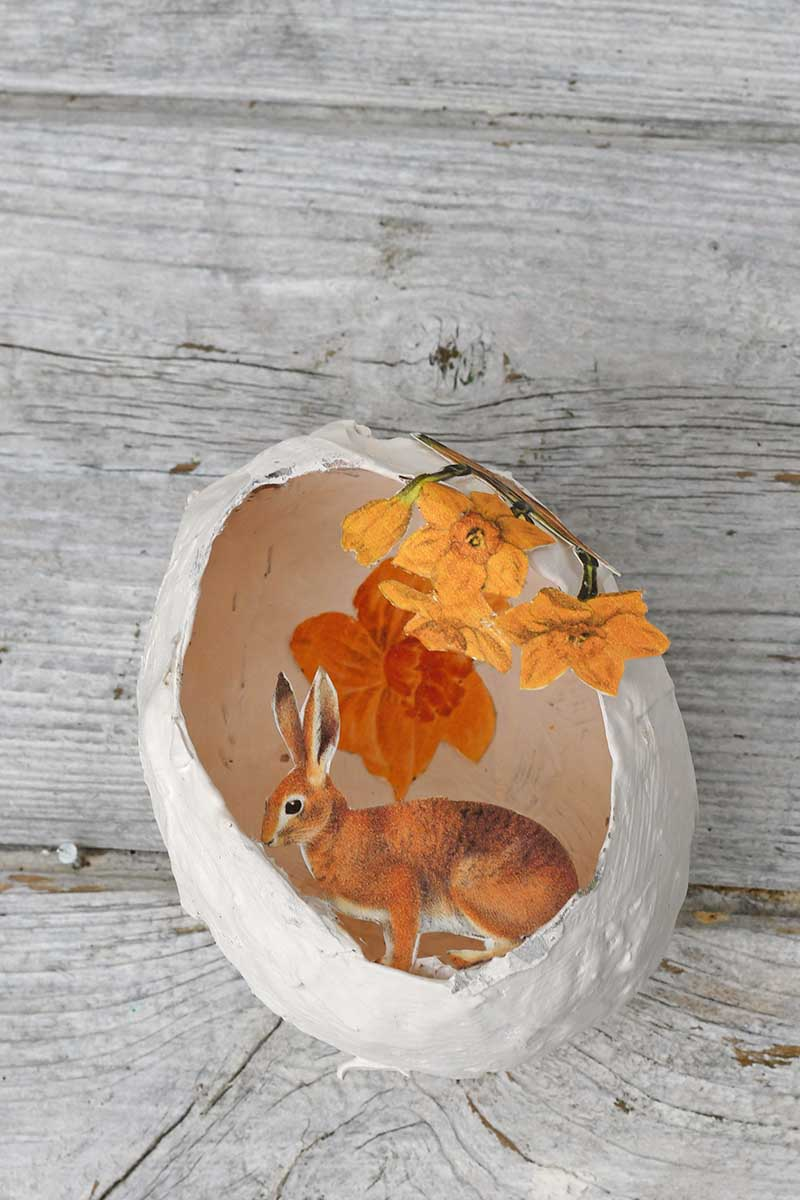 paper-mache-easter-egg-decoration