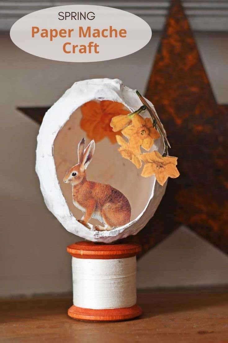 paper-mache-egg-spring-craft