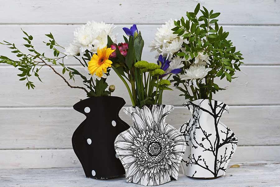 wallpaper vase