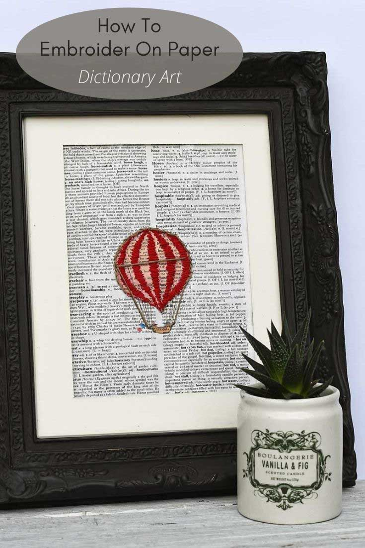 embroidery-on-paper-dictionary-art