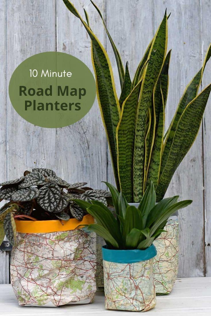 map-DIY-plant-pot-covers