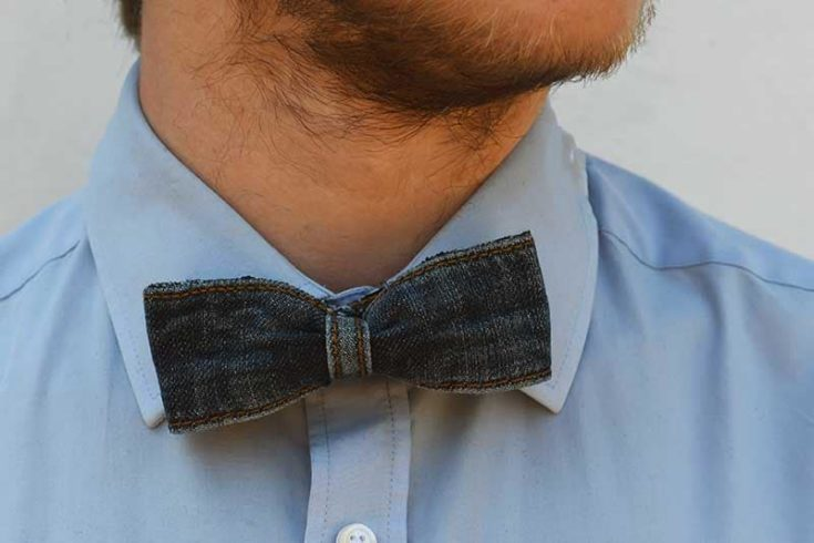 How to Make Bow Tie two ways