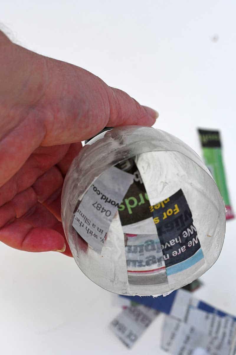 paper-mache-inside-bottle