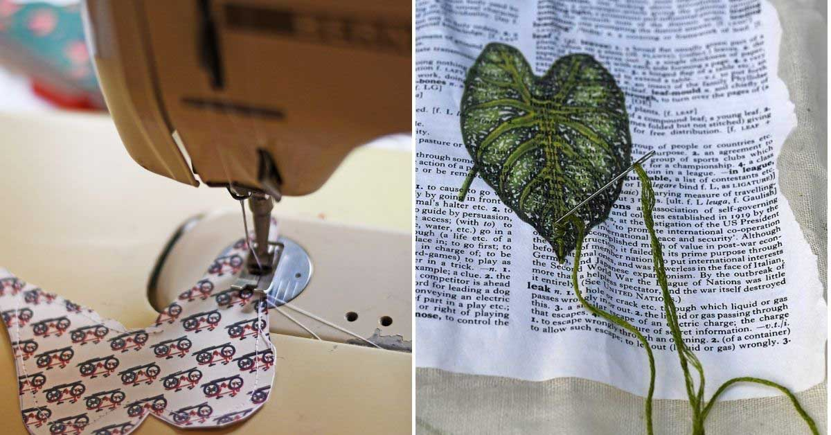 sewing-on-paper-tips