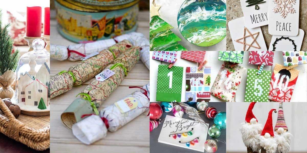 Adult Christmas Crafts