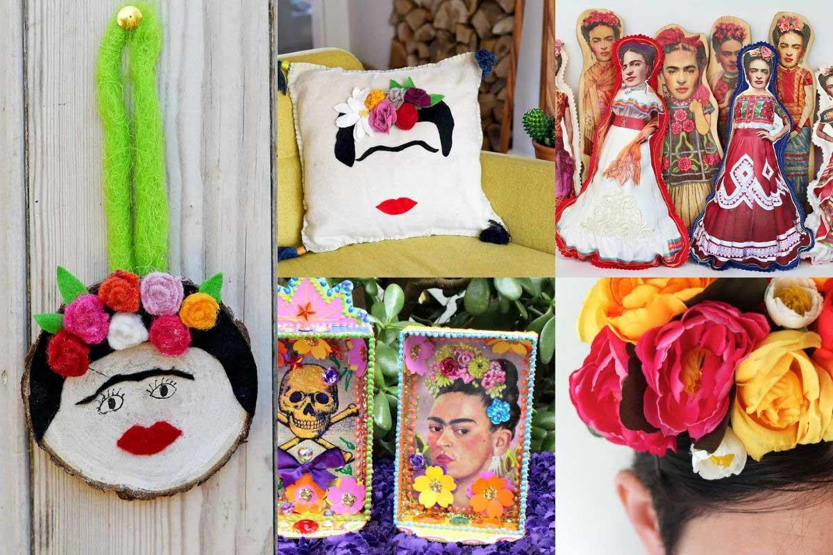 Frida-Kahlo-Crafts
