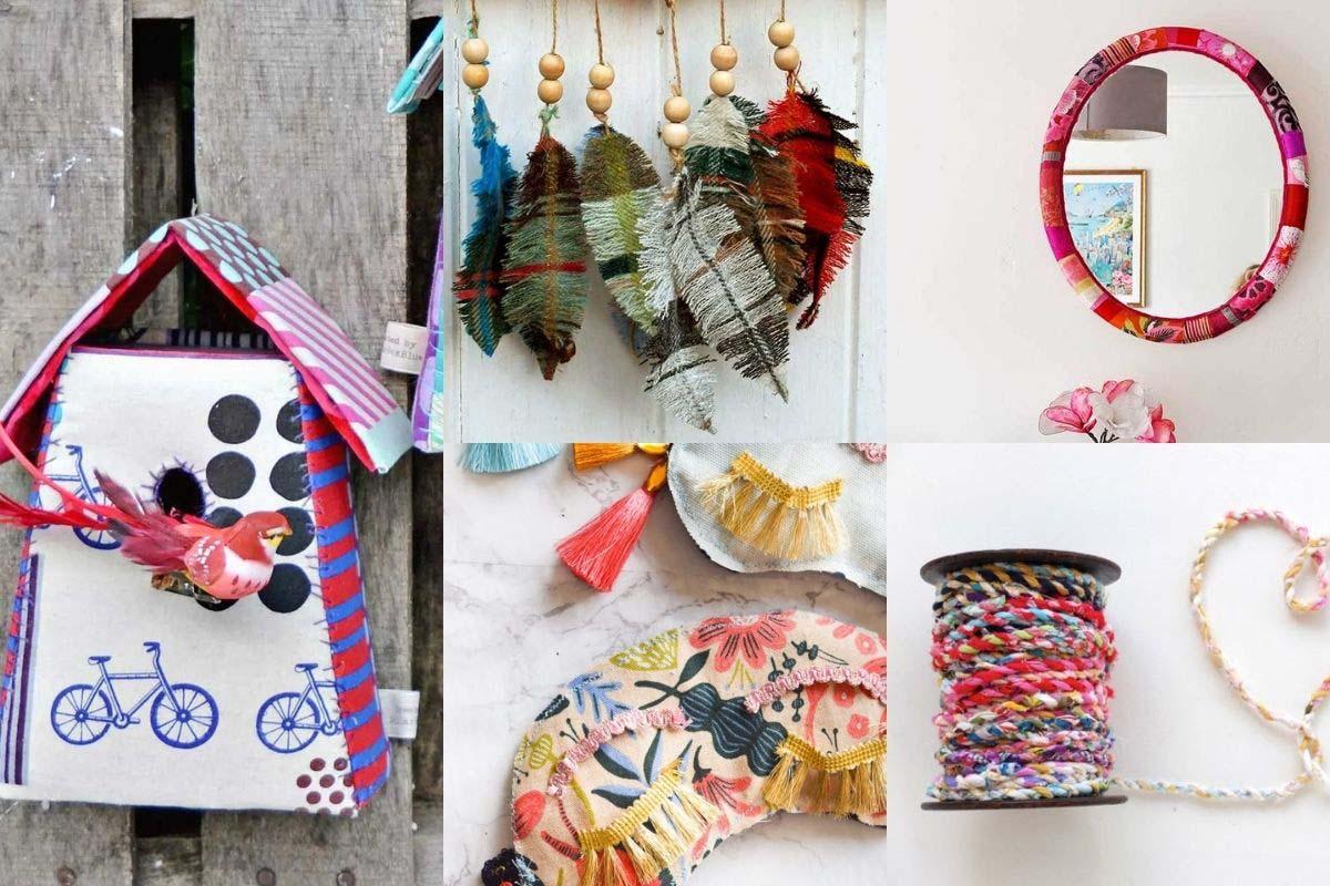 scrap fabric ideas
